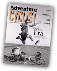 Adventure Cyclists Magazine